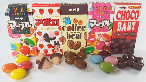 Les bonbons au café